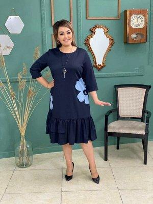 Платье Ткань:лайт Длина 107 см