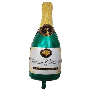 Фигура бутылка Шампанское 49см Х 98см