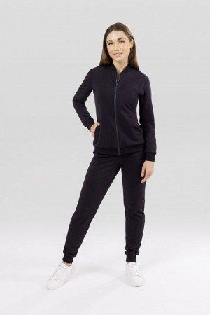 Комплект толстовка/брюки:жен. МОДЕЛЬ 19. Оникс