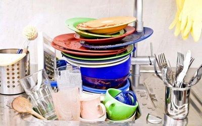 Красиво есть не запретишь- столовая посуда