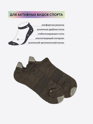 Короткие мужские носки для спорта