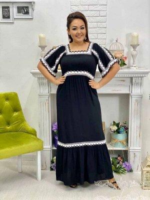 Платье Ткань:штапель х/б