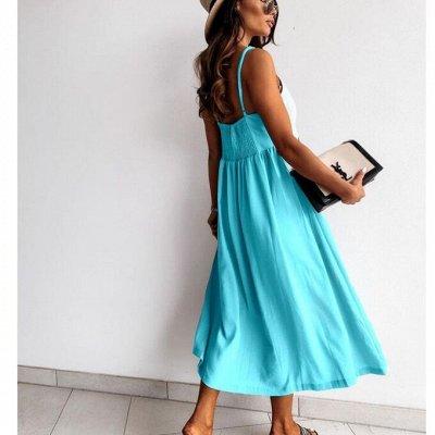 Большая Ликвидация!Обувь,одежда!Аксы от 3.5руб.🔥 — Летние платья и сарафаны — Платья