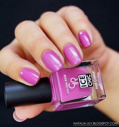 Бутик косметики и парфюмерии — Golden Rose лак для ногтей — Красота и здоровье