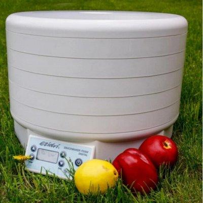 Ezidri - лучшая сушилка-дегидратор. Все комплектующие. — Сушильный аппарат (дегидратор) Ezidri Snackmaker FD500 — Для кухни