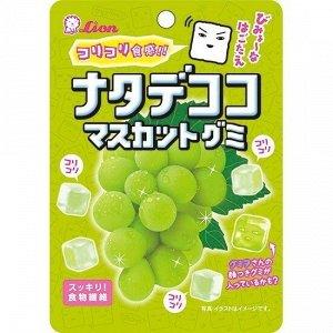 Жевательные  конфеты со вкусом мускат, пакет, 44г