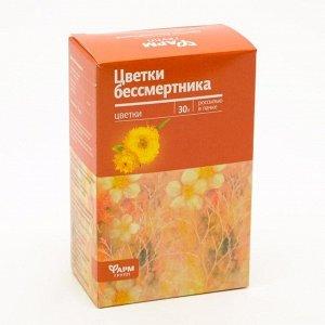 Бессмертника цветки 30 г