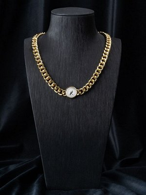 10147921 Колье Street Fashion - Бижутерия Selena