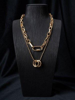 10148931 Колье Street Fashion - Бижутерия Selena