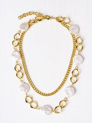 10144931 Колье Street Fashion - Бижутерия Selena