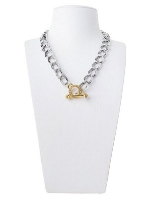10130381 Колье Street Fashion - Бижутерия Selena