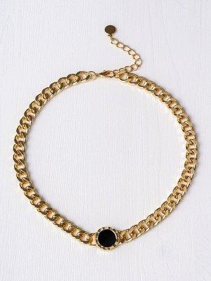 10145751 Колье Street Fashion - Бижутерия Selena