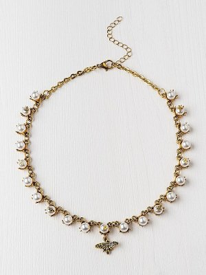 10144411 Колье Street Fashion - Бижутерия Selena