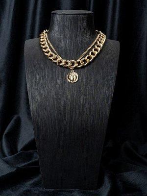 10148131 Колье Street Fashion - Бижутерия Selena