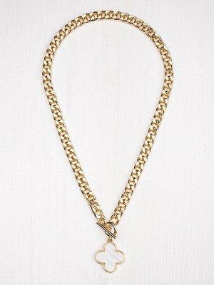 10149491 Колье Street Fashion - Бижутерия Selena