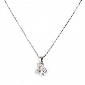 10097511 Колье Diamond - Бижутерия Selena