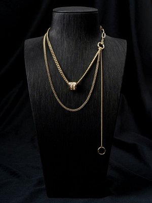 10147741 Колье Street Fashion - Бижутерия Selena