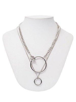 10130871 Колье Street Fashion - Бижутерия Selena