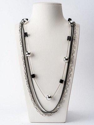 10147391 Колье Street Fashion - Бижутерия Selena