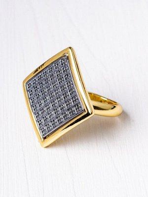 60033097 Кольцо р.17 Salvador - Бижутерия Selena