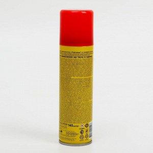 """Аэрозоль репеллентный """"Рефтамид"""", Антикомар, с ароматом цитруса, 145 мл"""