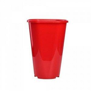 Горшок Роза технолог Р-20 140мм*2лит Красный