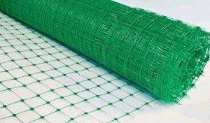 Сетка шпалерная Рулон 2м*500м (Хаки)