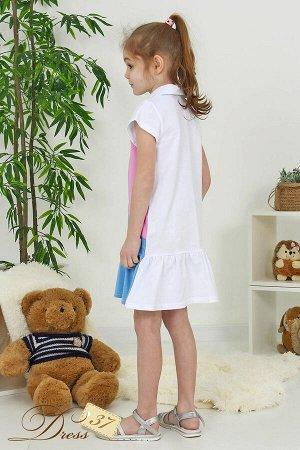 Платье «Глория» белое