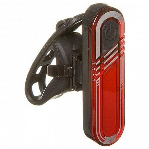 Фонарь велосипедный задний STG TL5442, usb 500mAH