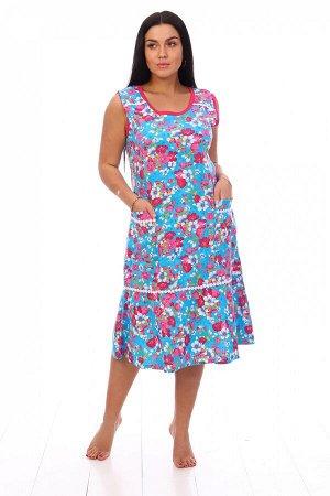 Платье женское М437*
