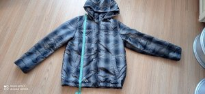Куртка на межсезонье на  50-160