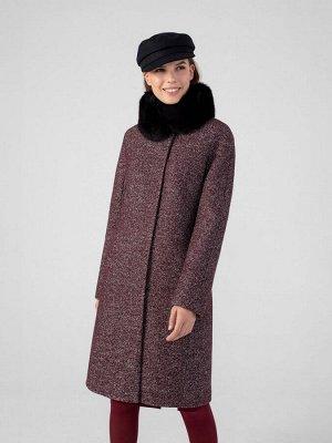 Пальто женское зимнее м. 1014276p60112 Пальтовая ткань