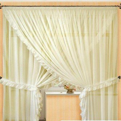 Красивые Шторы для вашего дома. Рулонные, Римские, Жалюзи — Скрещенные шторы — Шторы
