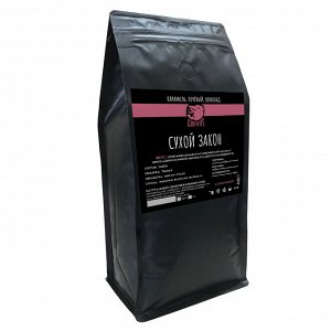Кофе в зёрнах/молотый Сухой Закон 1 кг