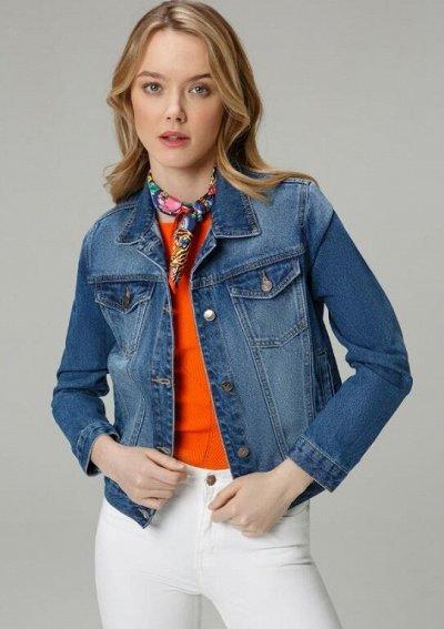 Формула идеальных джинс. Новое: джинсы/юбки/куртки. Акции! 🔥 — Куртки джинсовые женские New