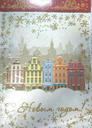 Наклейка новогодняя