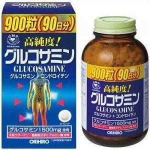 ORIHIRO Глюкозамин на 90 дней!!!