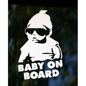 Baby on Board (ребёнок на борту)