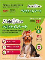 """Пеленки гигиенические для домашних животных """"Maneki Yo-Yo"""",  размер S, 33х45 см"""