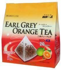 Чай EARL GREY ORANGE TEA, 20пак