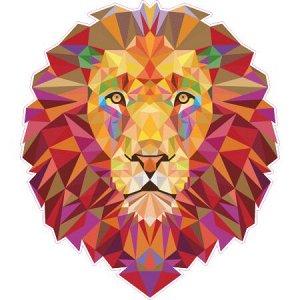 Геометрический Лев
