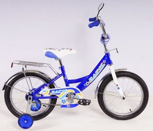 Велосипед Парус 12 д. GW-light (синий)