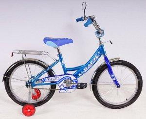 Велосипед Парус 14 д. GW-light (бирюзовый)
