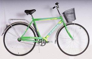 Велосипед Гамма 28 MEN (муж.) (зеленый)