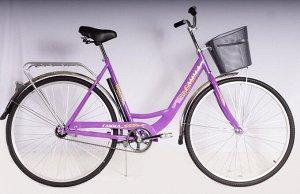 Велосипед Гамма 28 NEW LADY (жен.) (розовый)
