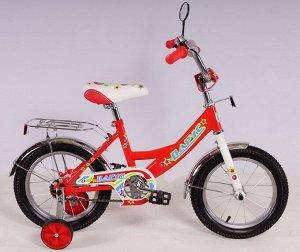 Велосипед Парус 14 д. GW-light (красный)