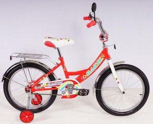 Велосипед Парус 18 д. GW-light (красный)