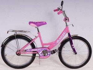 Велосипед Парус 20 д. GW-light (розовый)