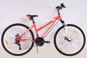 """Велосипед CONNOR JULIA MTB 26"""" (B) FS 18SP RA25-249 (красный)"""