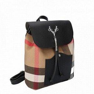 Рюкзак женский из экокожи